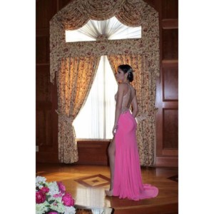 The perfect pink pink prom gown britcameron